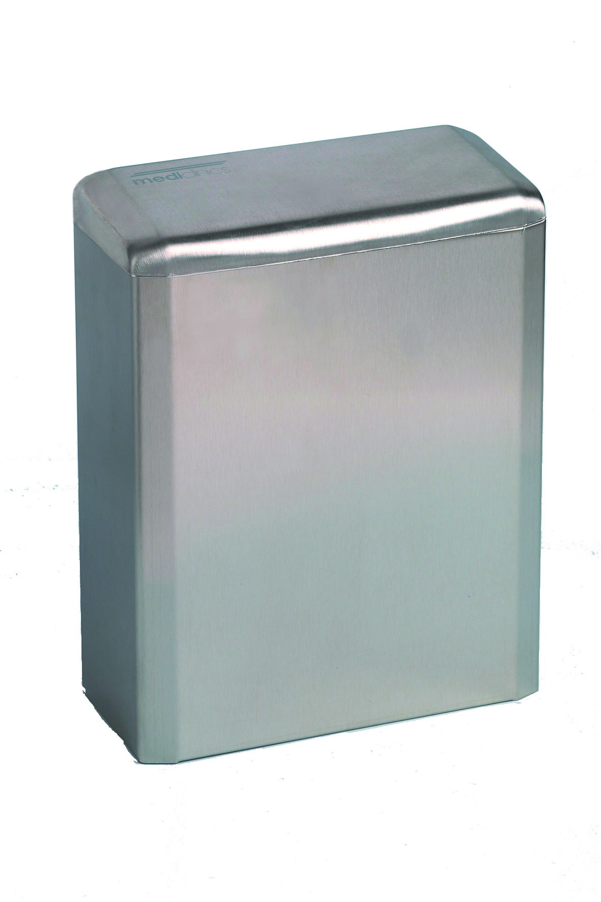 Sanitary Napkin Disposal Bin With Lid Made Of Stainless Steel