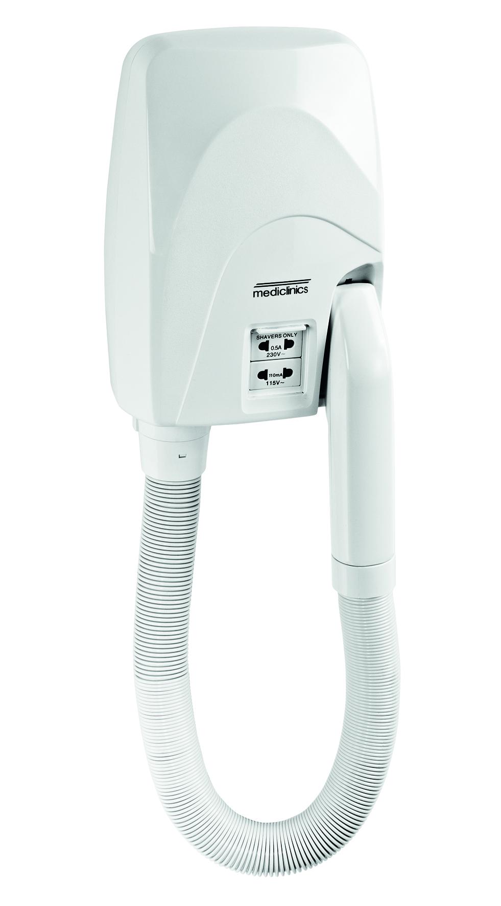 Mediclinics Bathroom Hair Dryer with