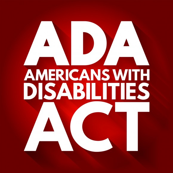 ADA: The law that prohibits discrimination based on disability
